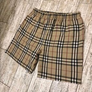 Vintage Burberry Shorts